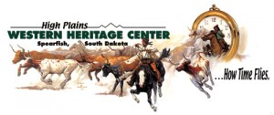 western heritage center logo spearfish